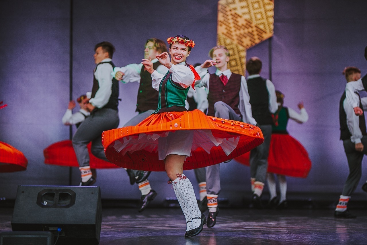 """2019.gada Salaspils amatiermākslas festivāls """"Salaspils dzied, dejo, spēlē""""! Piektās dienas koncerts!"""
