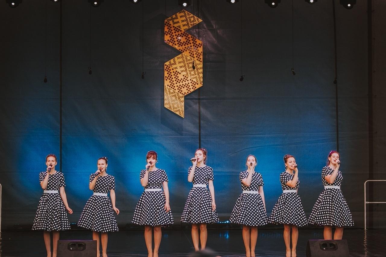 """2019.gada Salaspils amatiermākslas festivāls """"Salaspils dzied, dejo, spēlē""""! Trešās dienas koncerts!"""