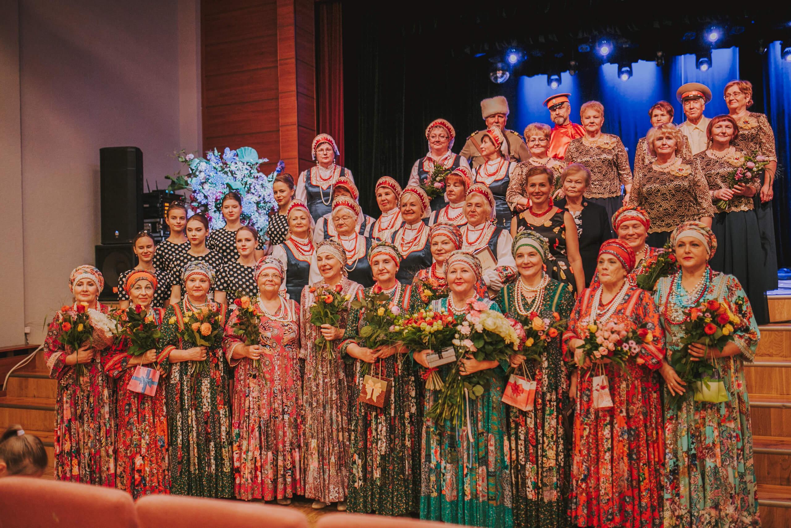 Krievu dziesmu ansambļa