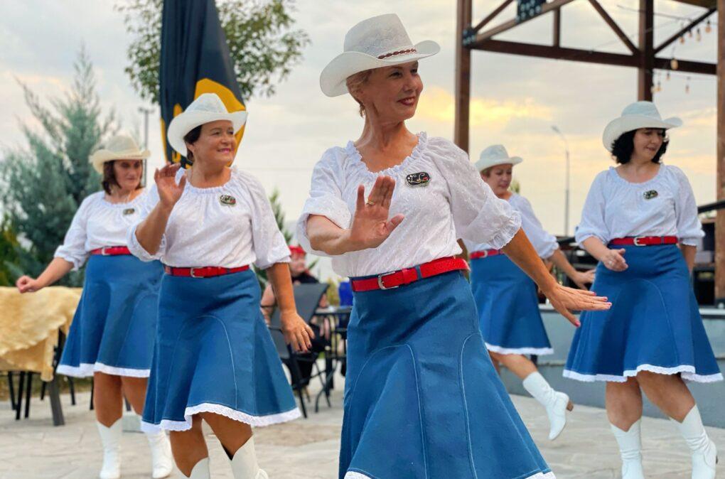 Salaspils līnijdeju grupa