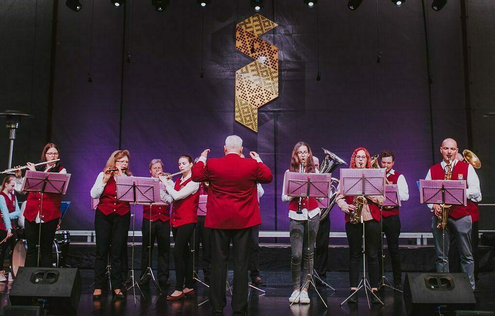 """Pūtēju orķestris """"Salaspils"""""""
